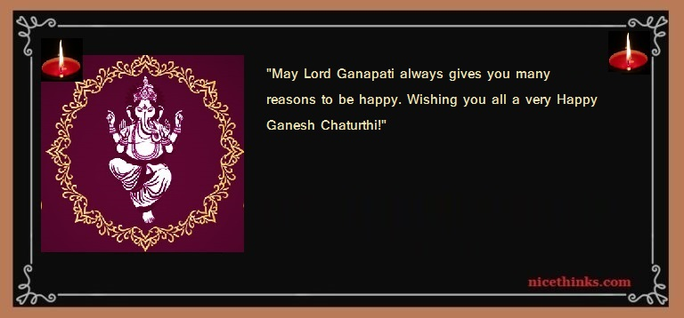 Happy Ganesh Chaturthi Quotes