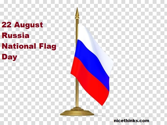 August 22, Russia celebrates National Flag Day