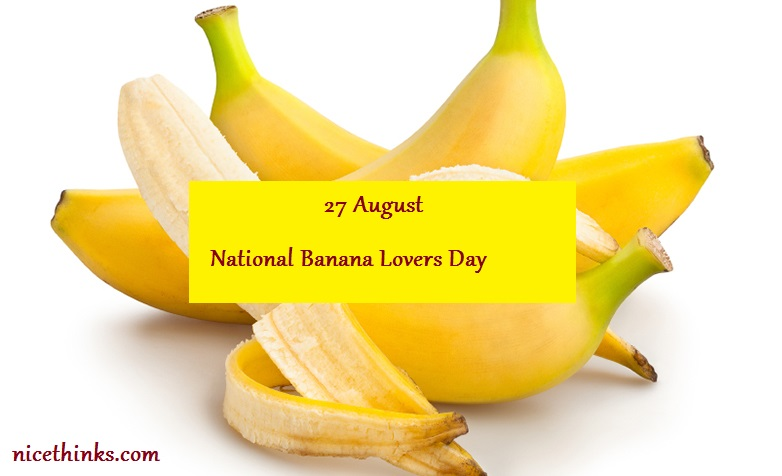 National Banana Lovers Day Wishes Images