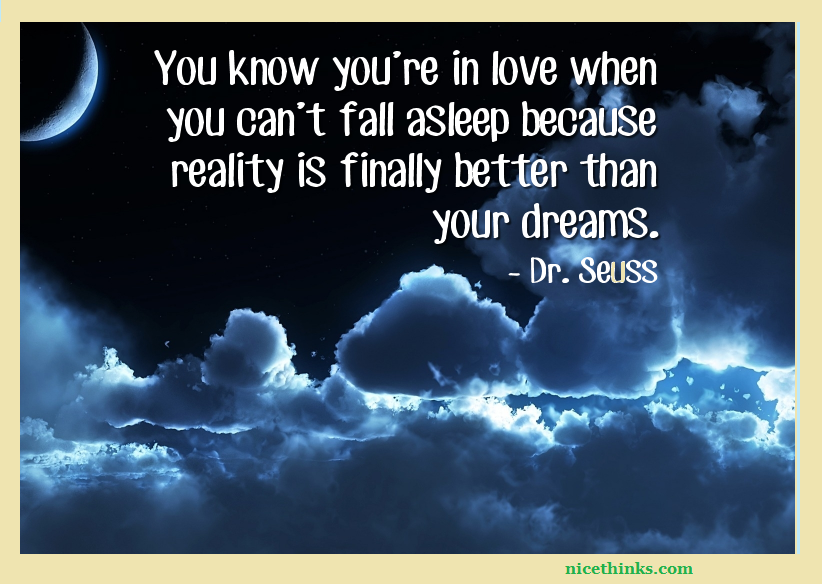 Dr Seuss Reality Quotes
