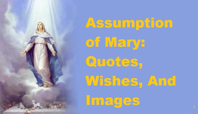 the assumption of Mary Day