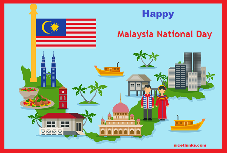Malaysia National Day Wishes