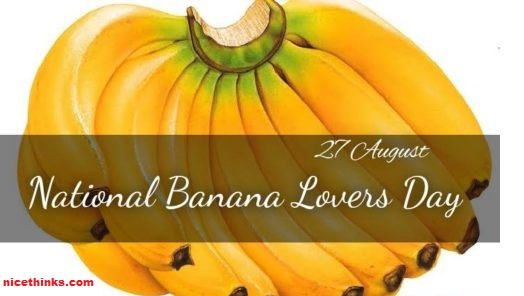 National Banana Lovers Day Wishes Pics