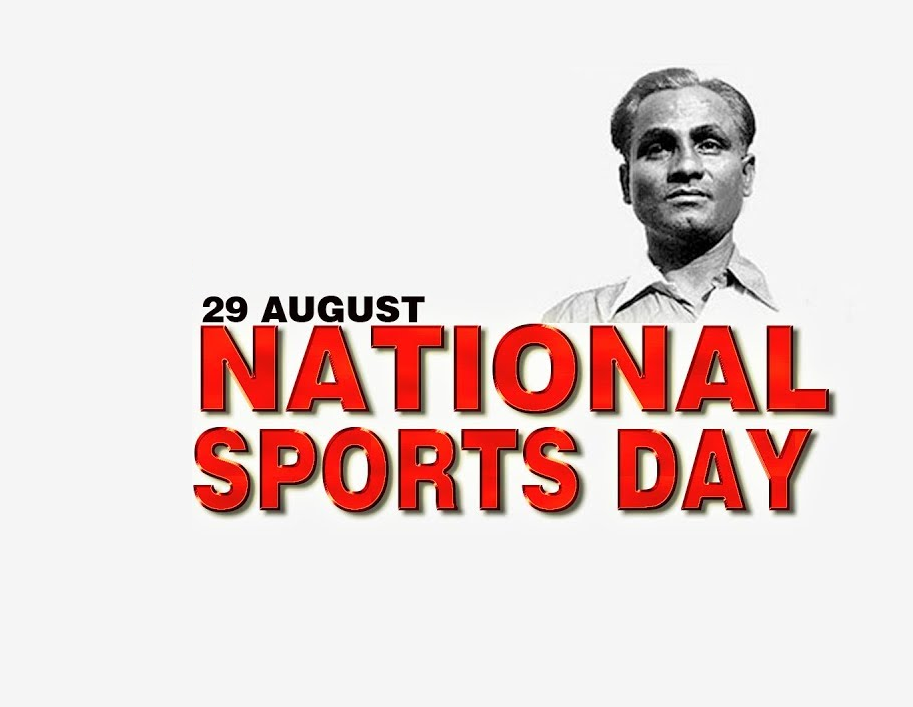 National Sports Day 29 August Day