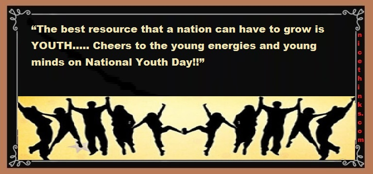 National Youth Day 2020 Greetings
