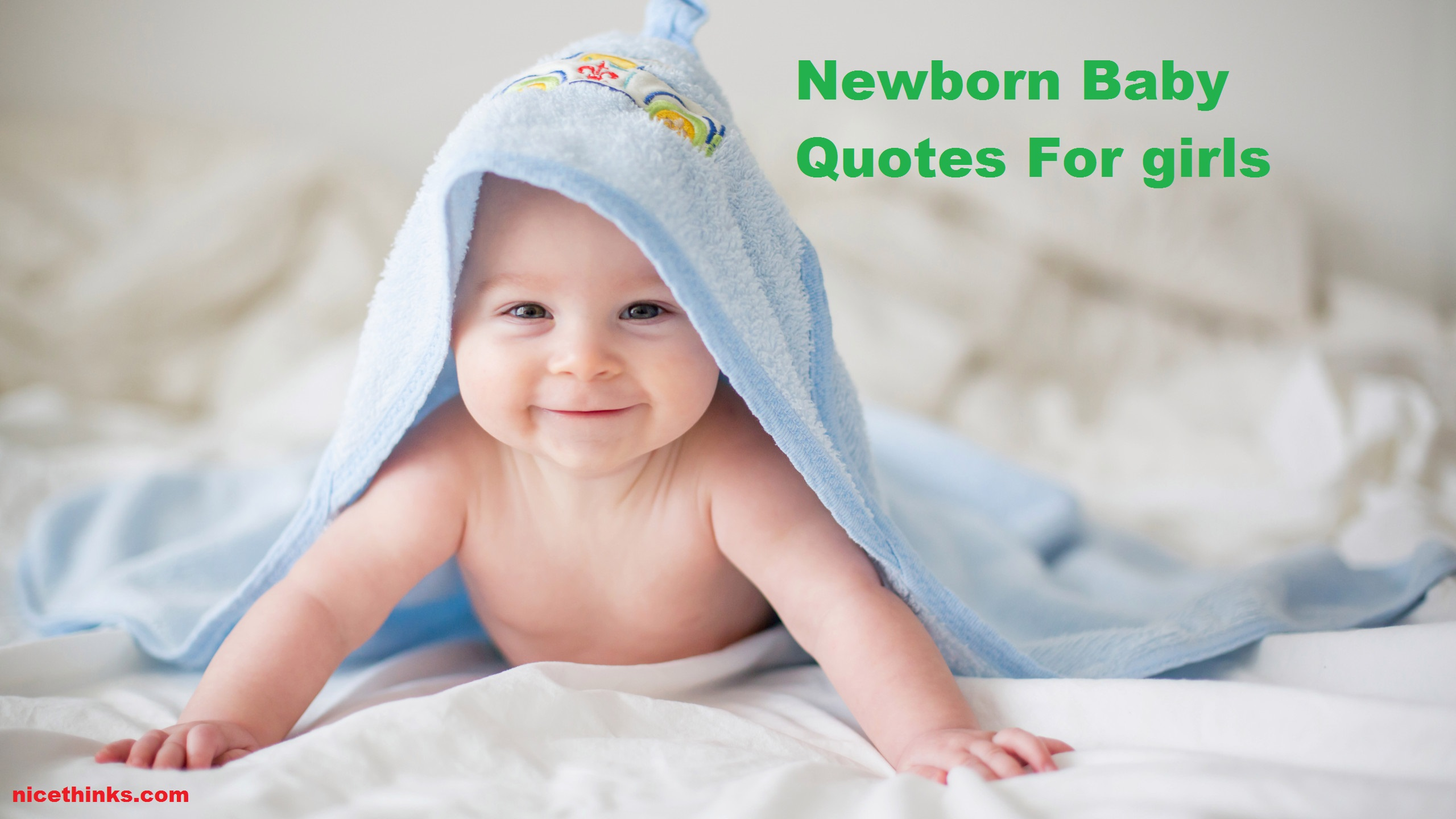 Newborn Baby Quotes For girls