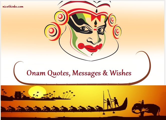Onam Wishes Quotes and Messages