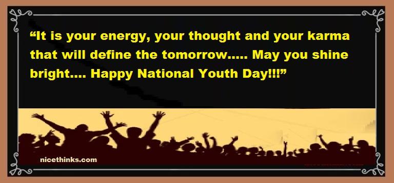 happy youth day quotes