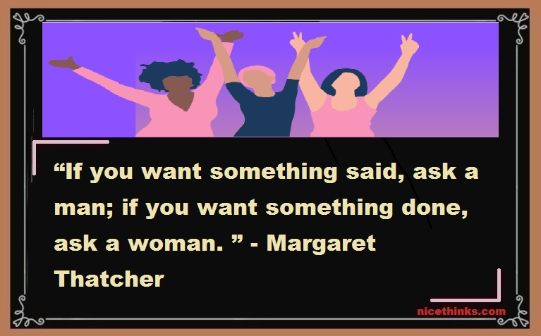 Women's Equality Day Awesome Quotes and Sayings