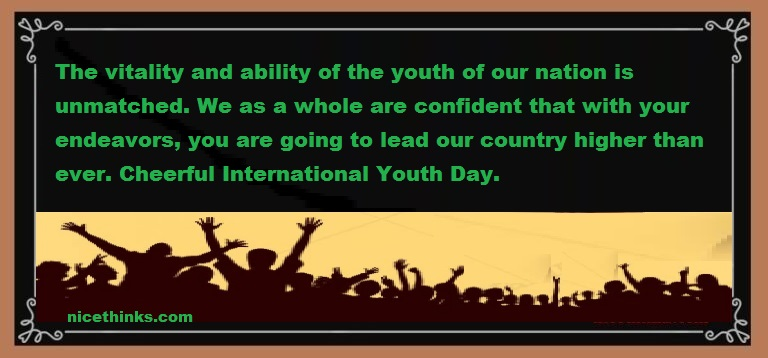youth day quote