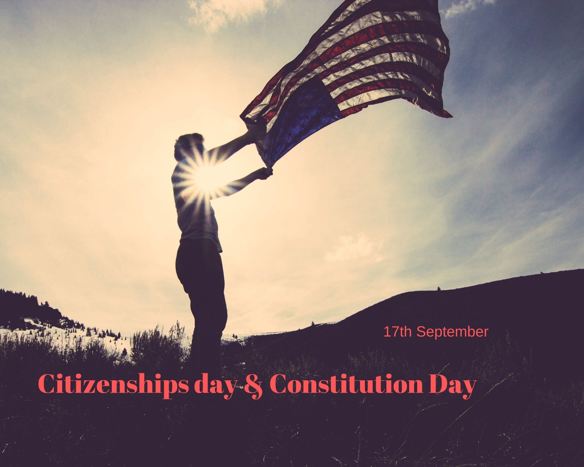 Citizenships day & Constitution Day