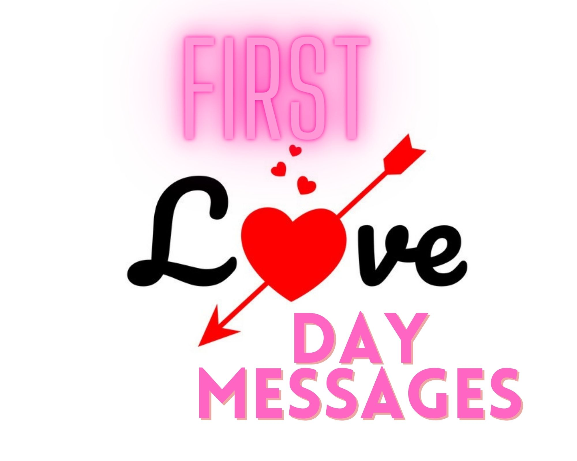 National First Love Day Messages
