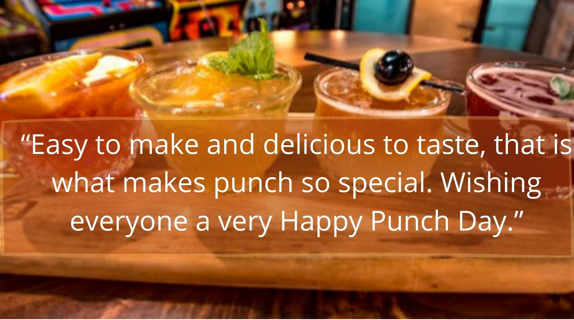 National Punch Day