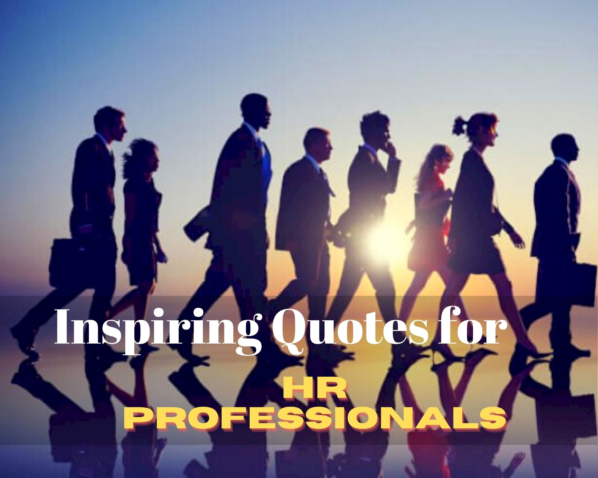 Quotes for HR Professionals