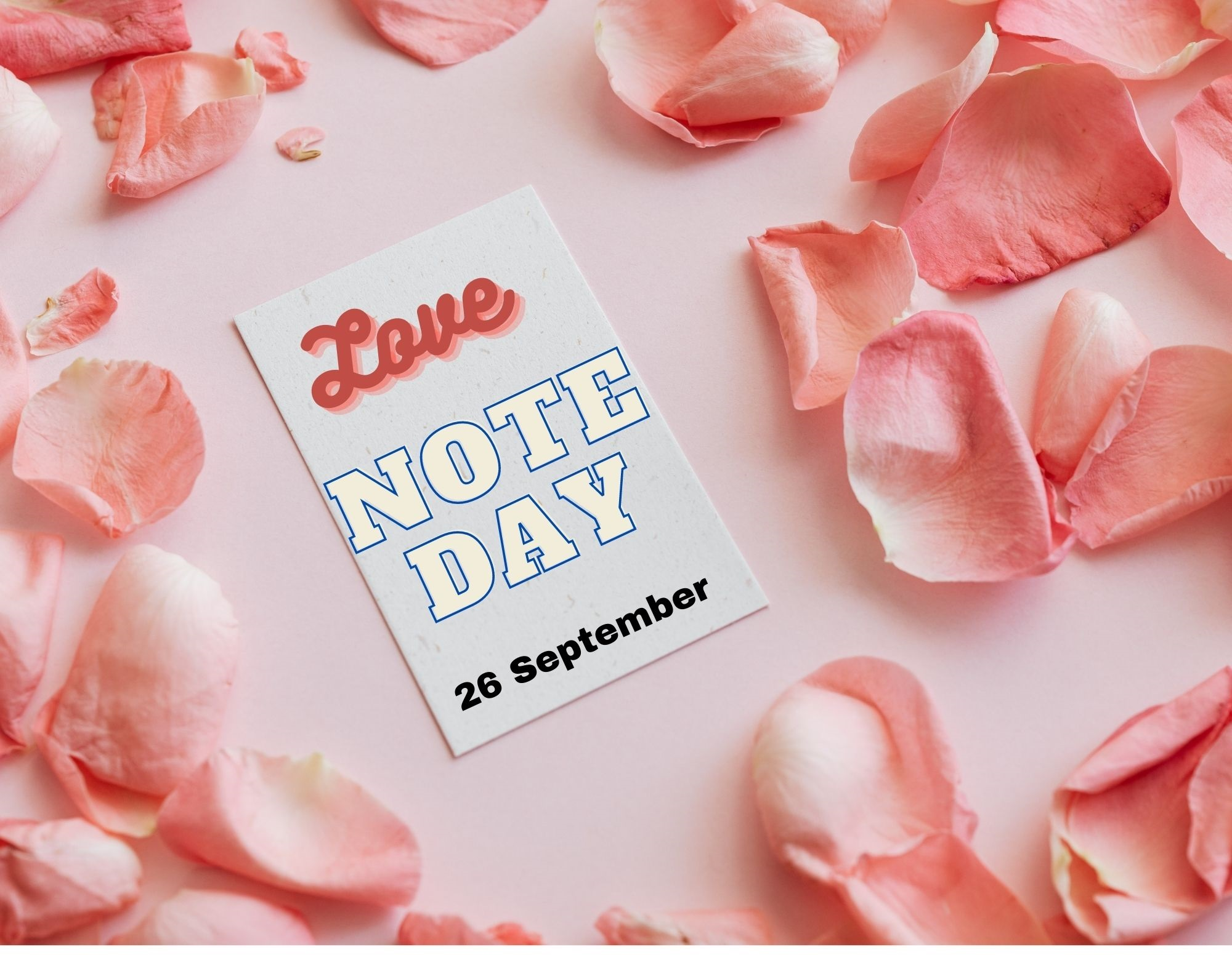 Love Notes day