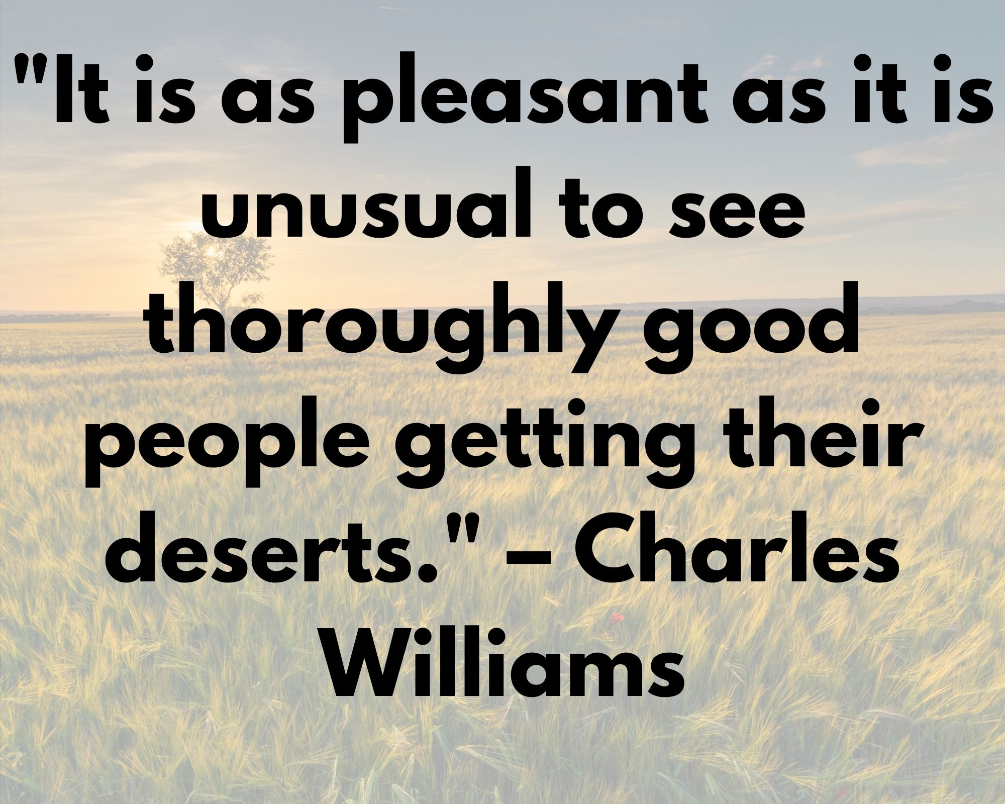 Charles Williams Quotes