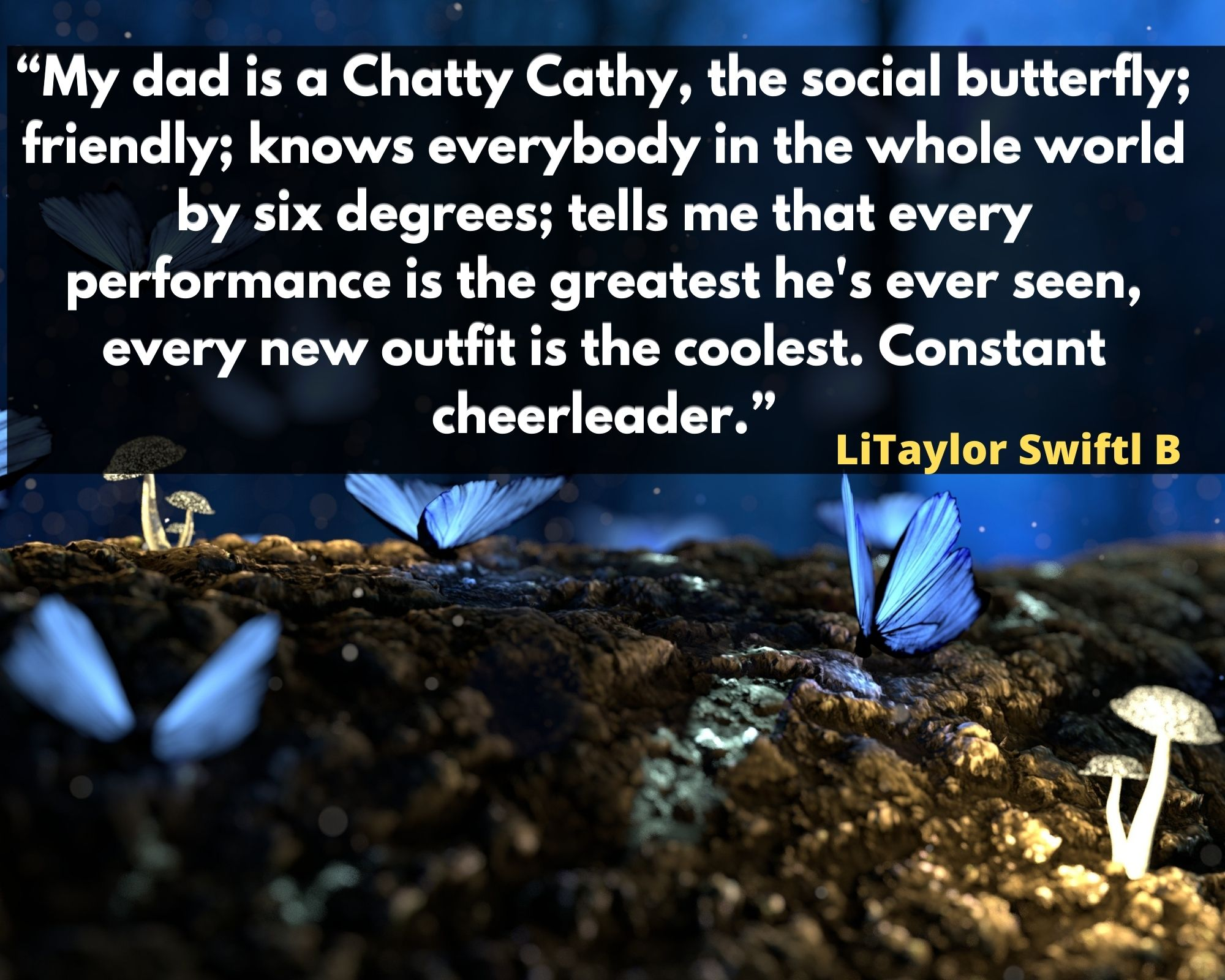 butterfly quotes about life