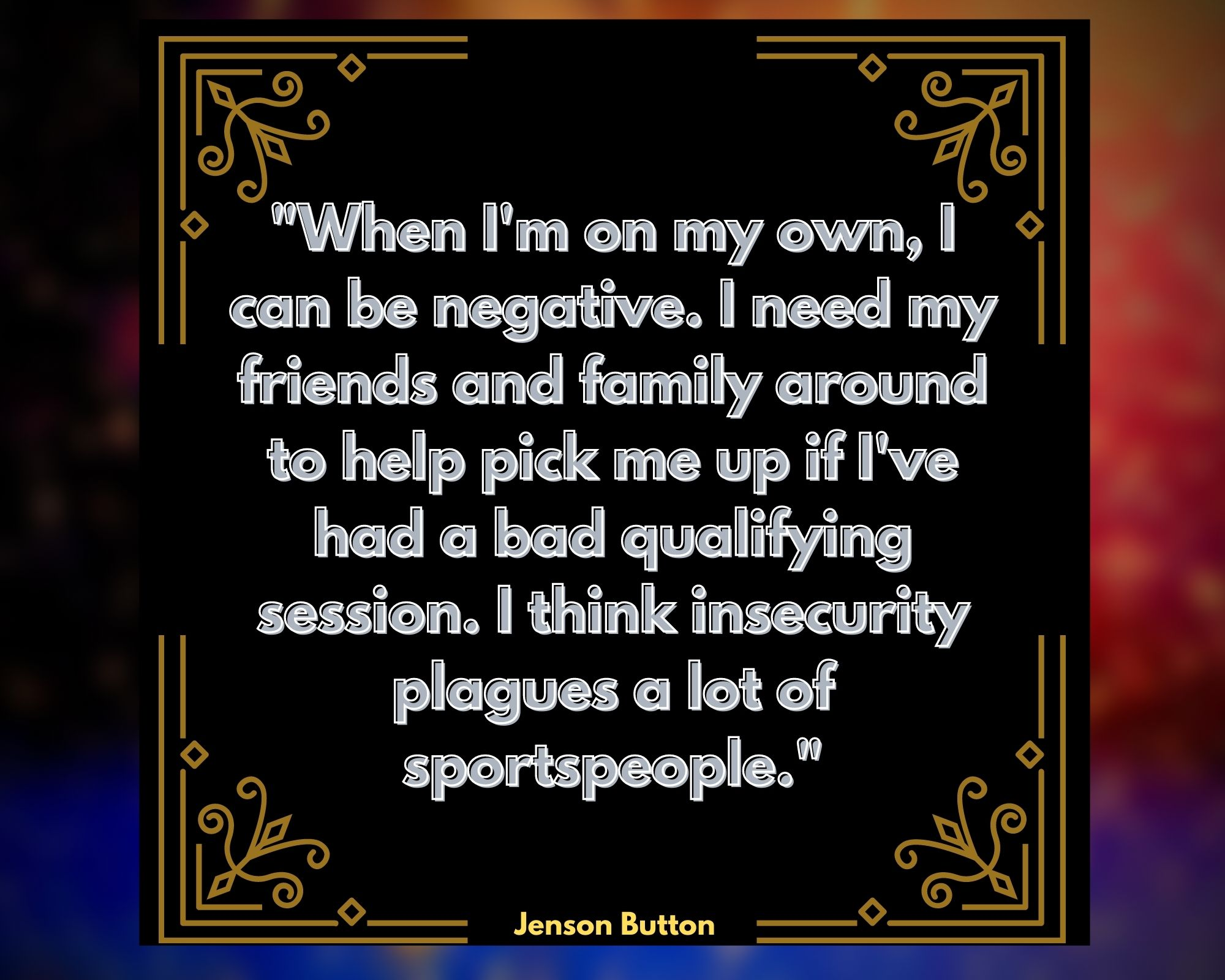 Quotes by Jenson Button
