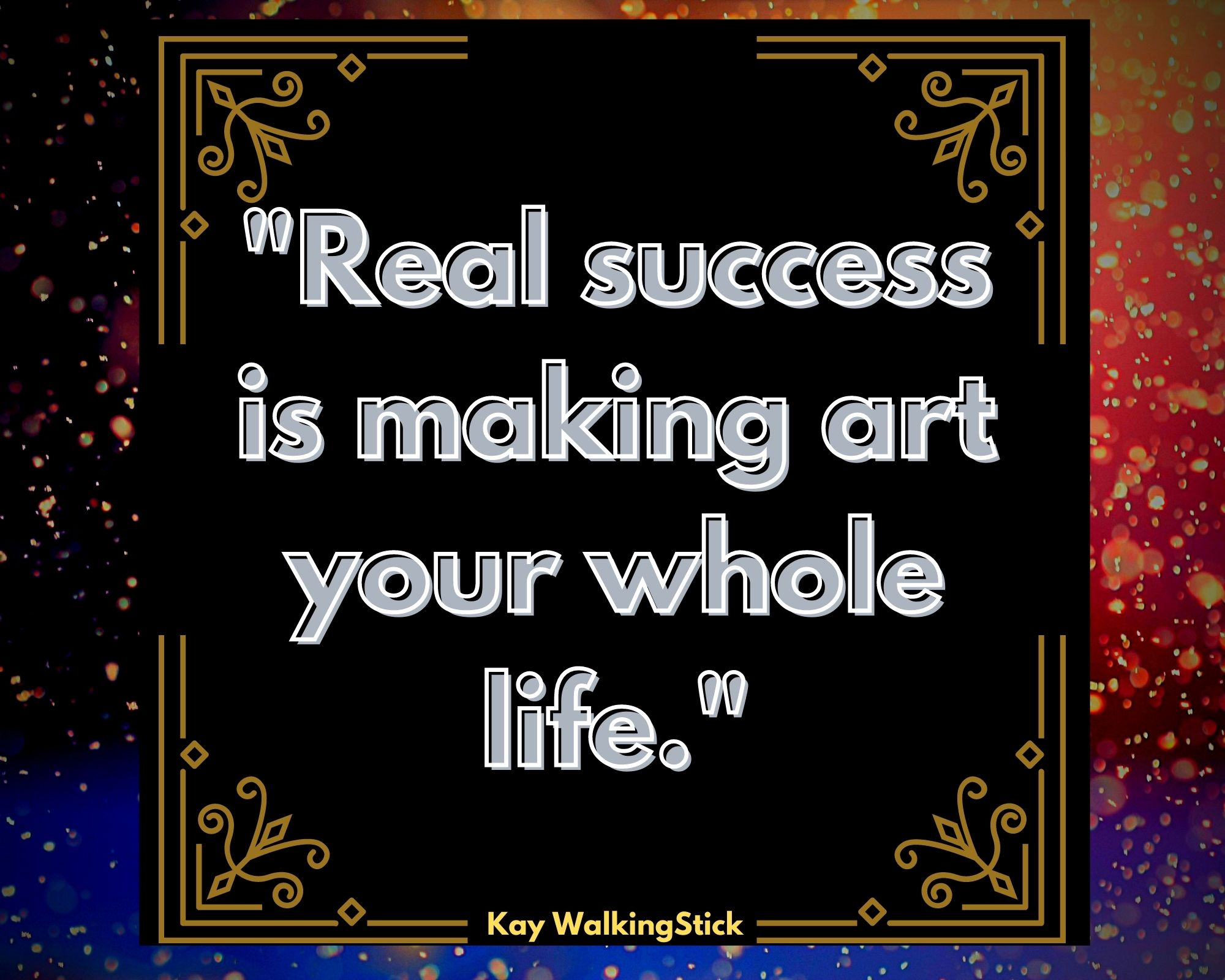 Kay WalkingStick Quotes