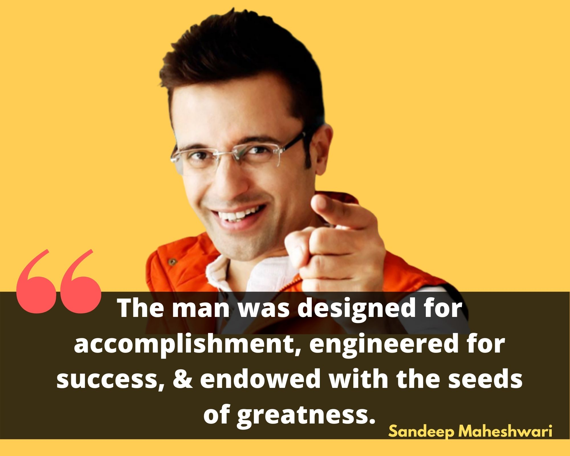 sandeep maheshwari images with quotes
