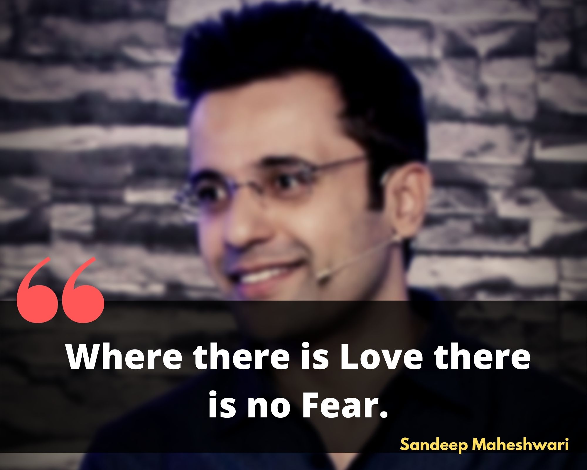 sandeep maheshwari quotes on love