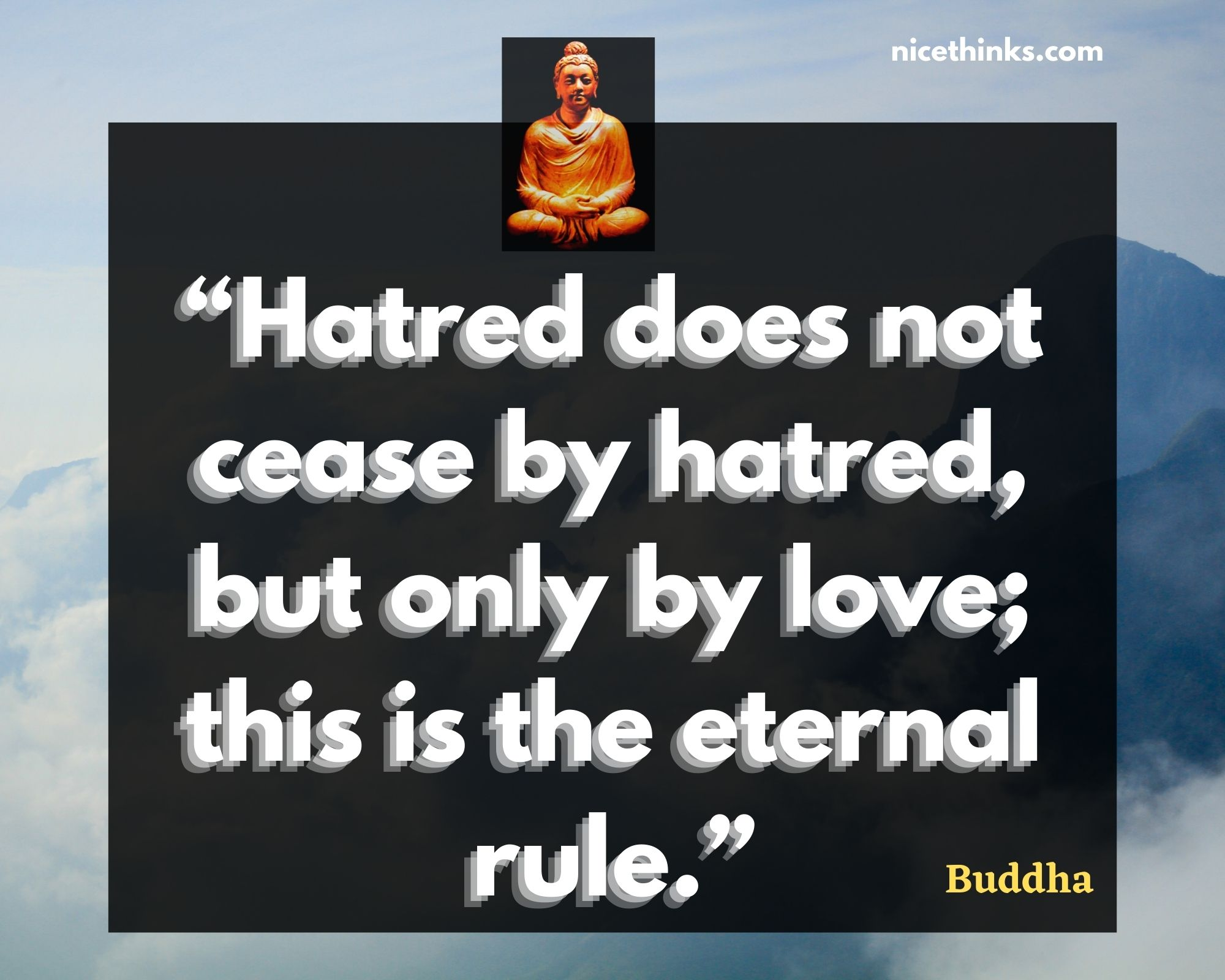 Quotes by Buddha