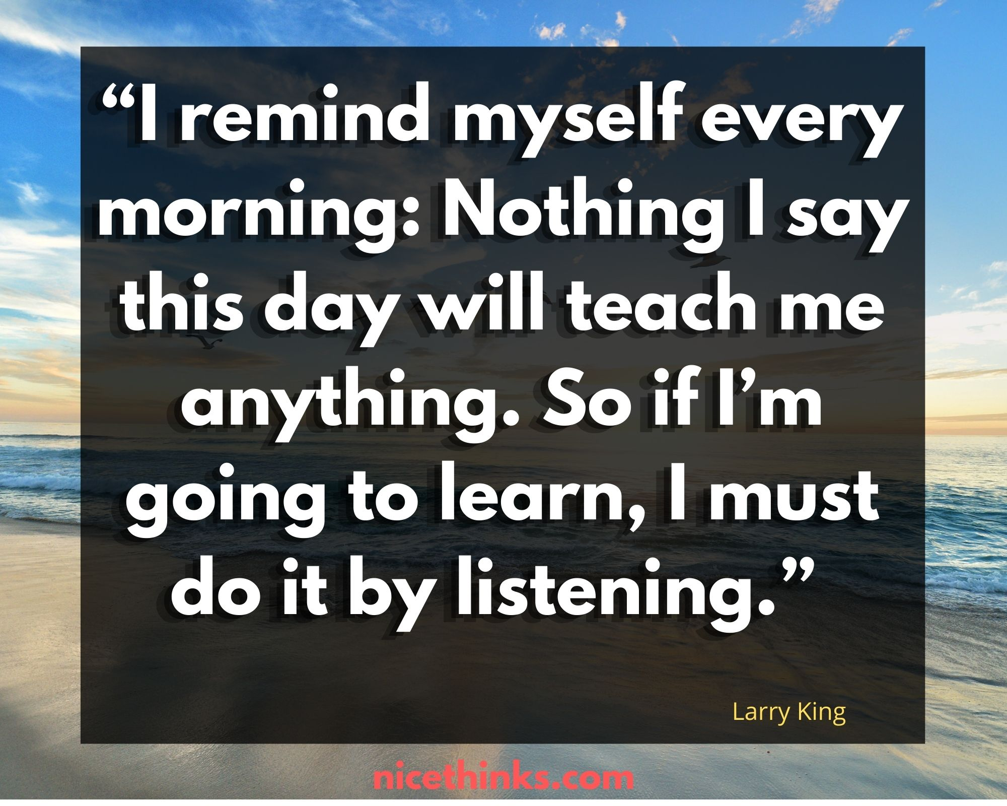 Quotes by Larry King