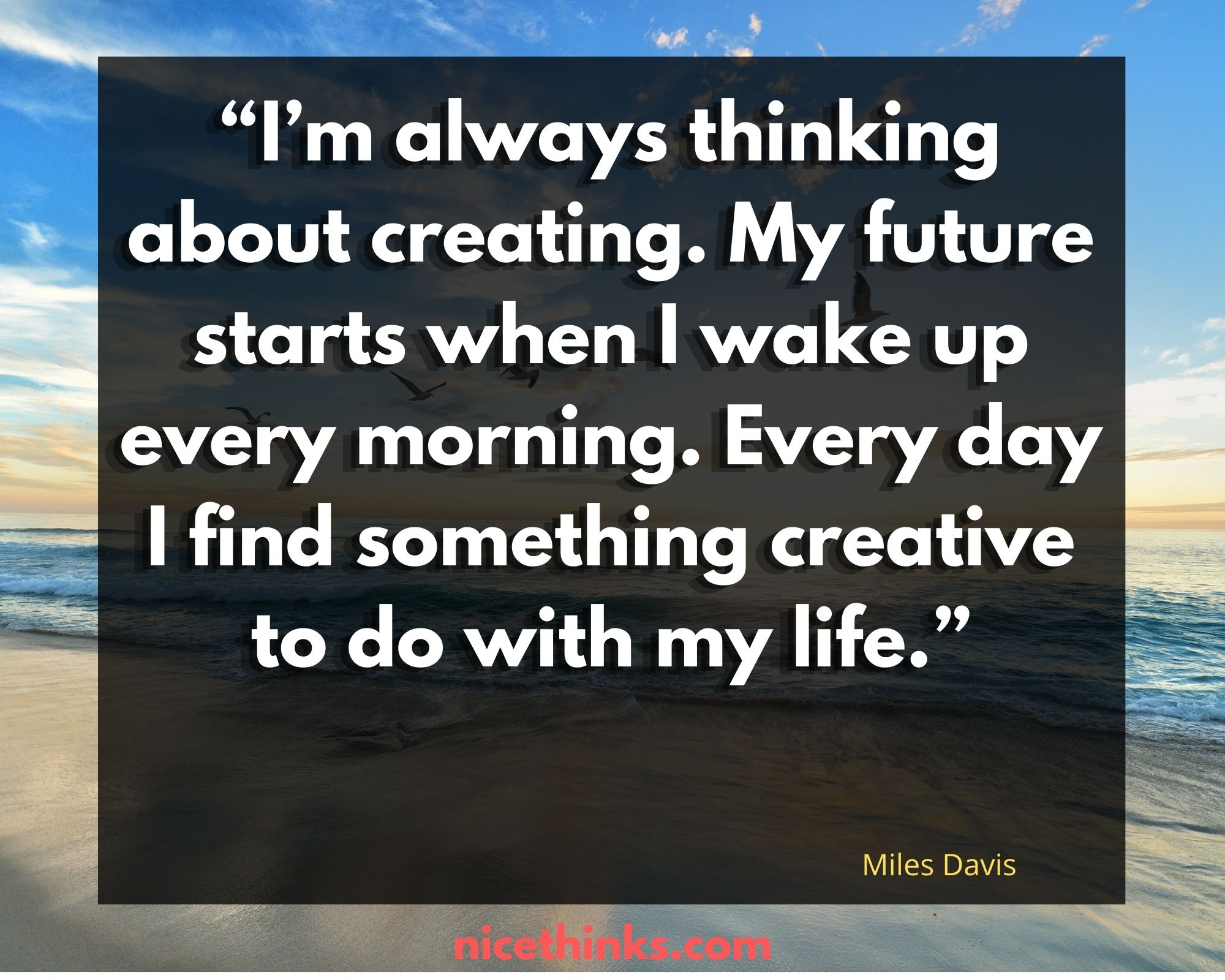 Quotes by Miles Davis
