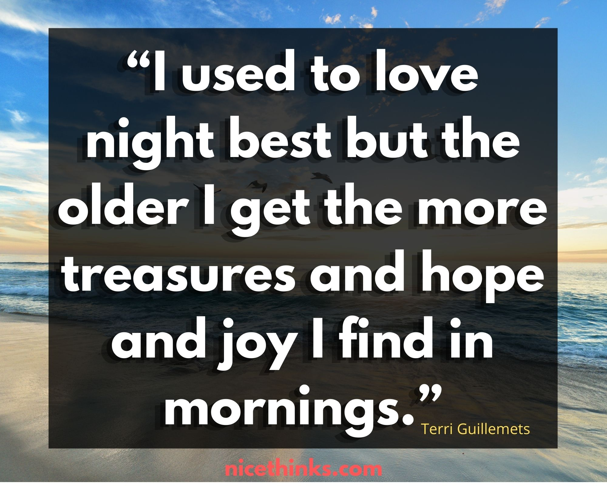 Quotes by Terri Guillemets