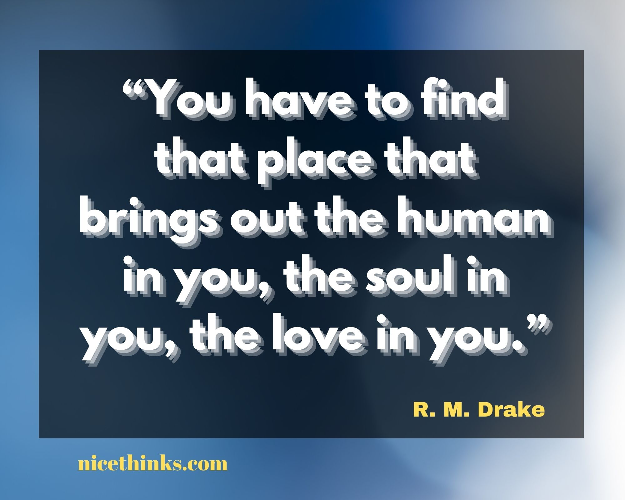 rm drake quotes about love