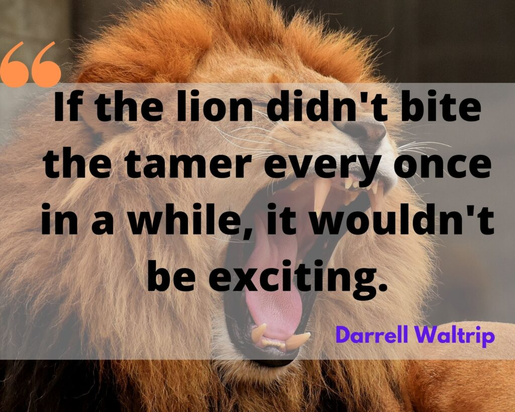 Darrell Waltrip Quotes