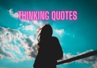 Thinking Quotes