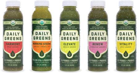 Daily Greens Green Drink