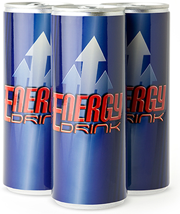 Energy drinks recovery drinks