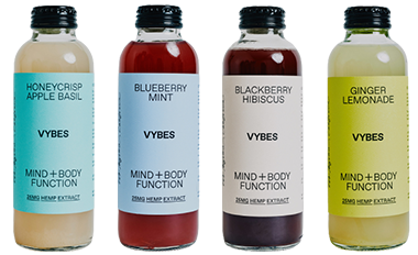 Vybes drinks