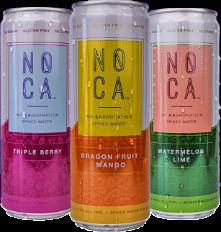 Noca Flavored Water