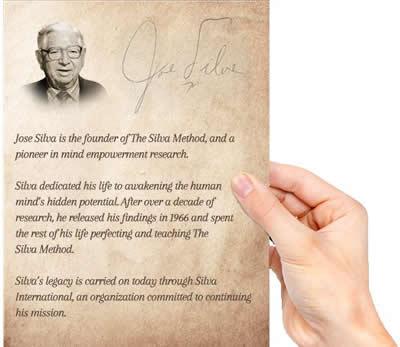 Jose Silva Text