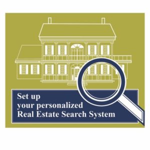 Set-up your personalized Real Estate Search System