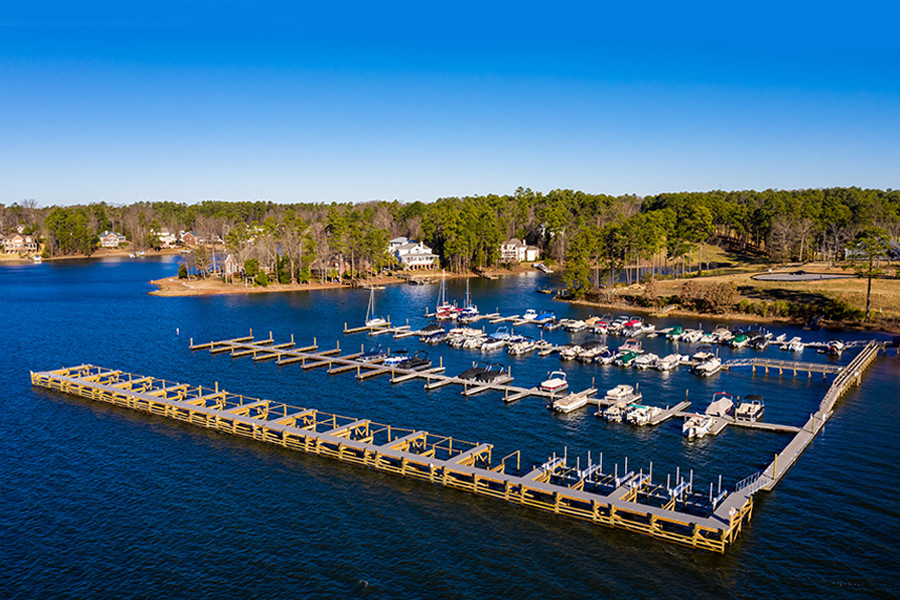 Lake-Murray-Boat-Slips-Marina-In-Timberlake-Nieghborhood