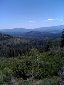 Tahoe mountains 3