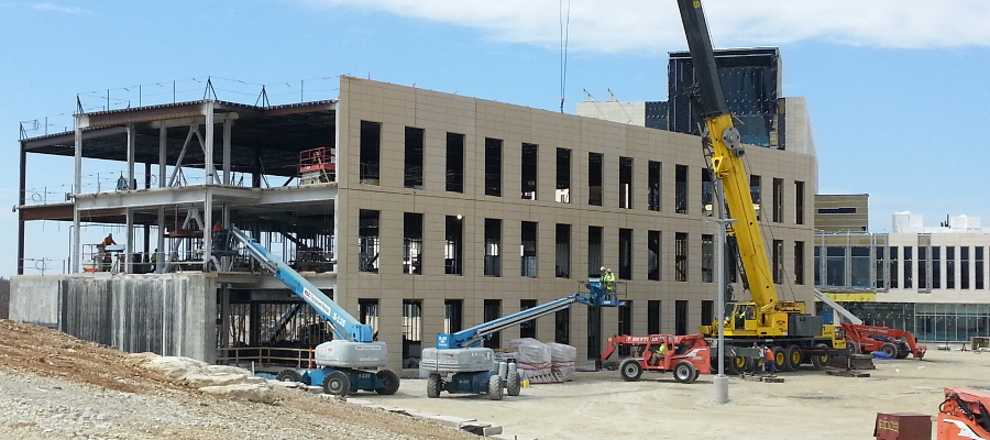MIDAMERICA PRECAST The Midwest's #1 manufacturer of architectural, structural precast and utility concrete products