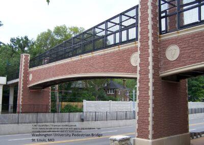Washington University Pedestrian Bridge – St. Louis, MO