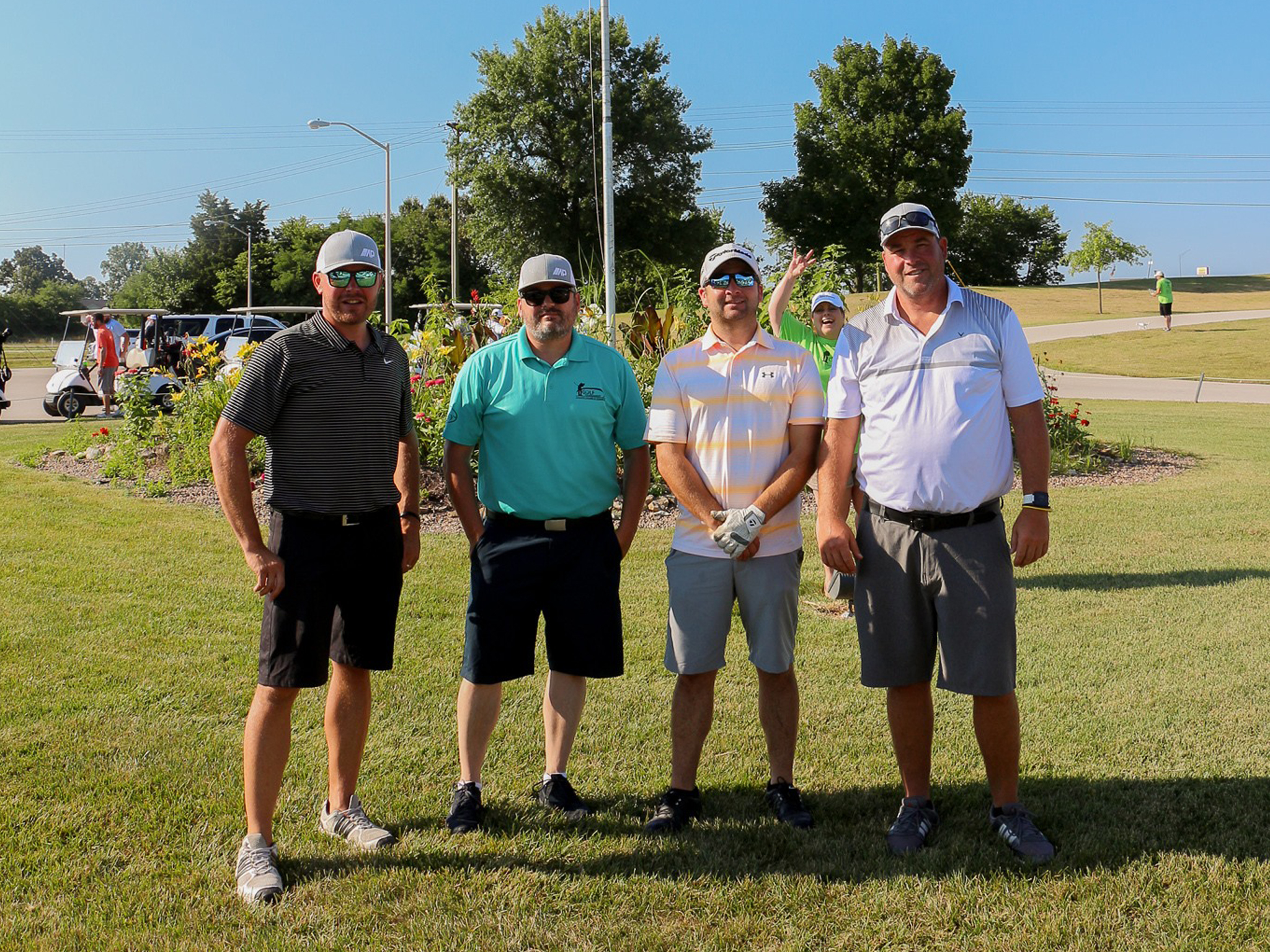 Mid America Precast is a Proud Callaway Chamber of Commerce Annual Golf Tournament and Annual Banquet Sponsor
