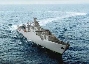 Gepard 3.9 frigate