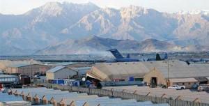ISAF base