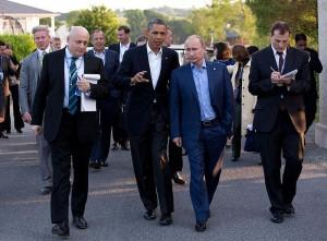 US-Russia relations-Obama-Putin