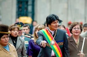 Eva Morales - Bolivia