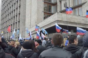 Donetsk meeting