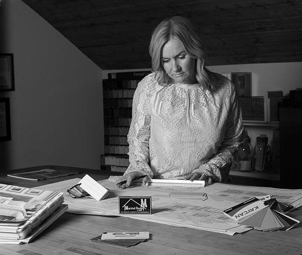 Sheri Marshall - Interior Designer