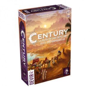 Juego de Cartas Century: La Ruta de las Especias